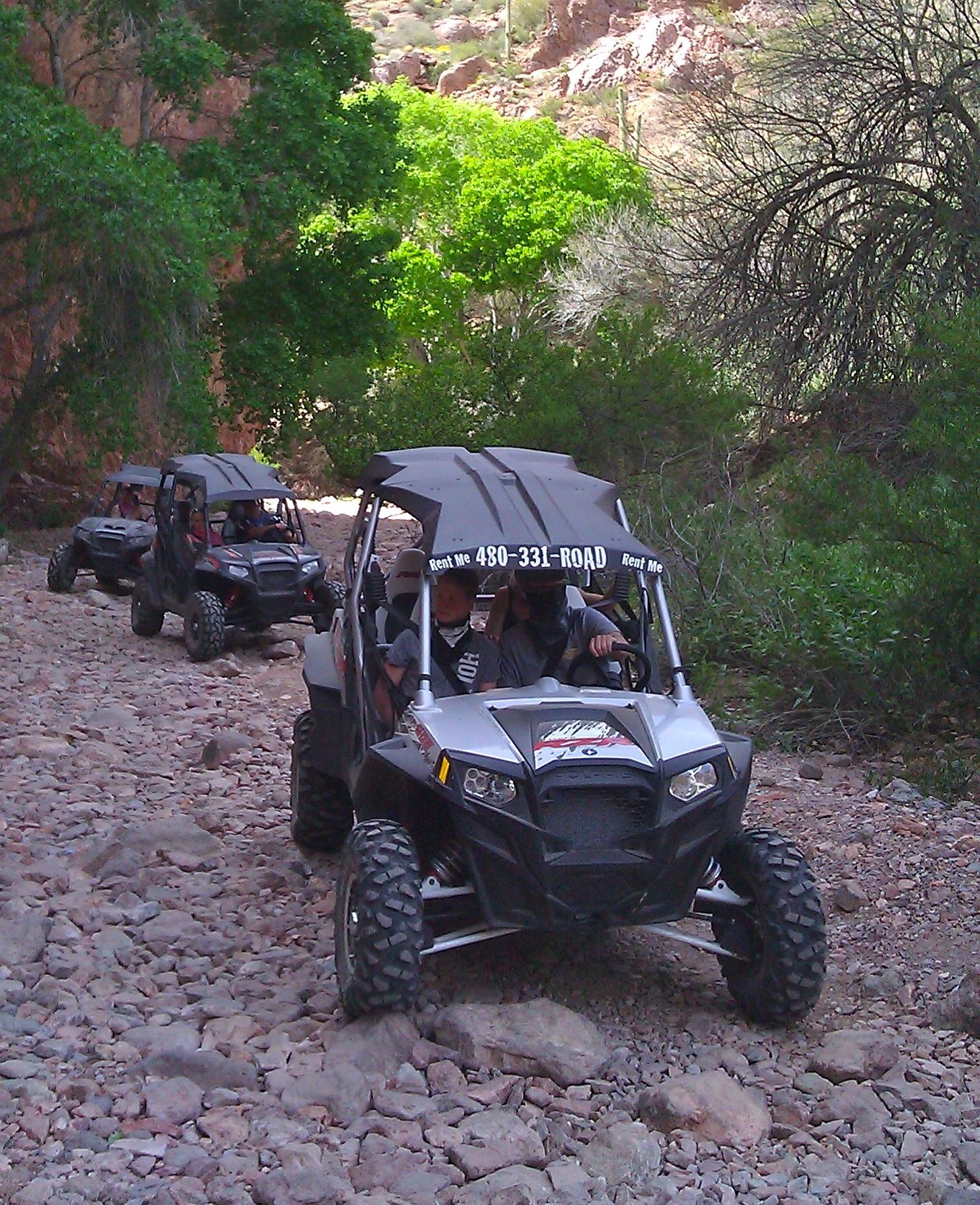 UTV Tour Arizona