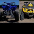 We offer automatic and manual ATV rentals in Phoenix. Each ATV rental includes helmets, goggles, gas cans, tie downs, and a trailer when you rent 2 or more ATV's.