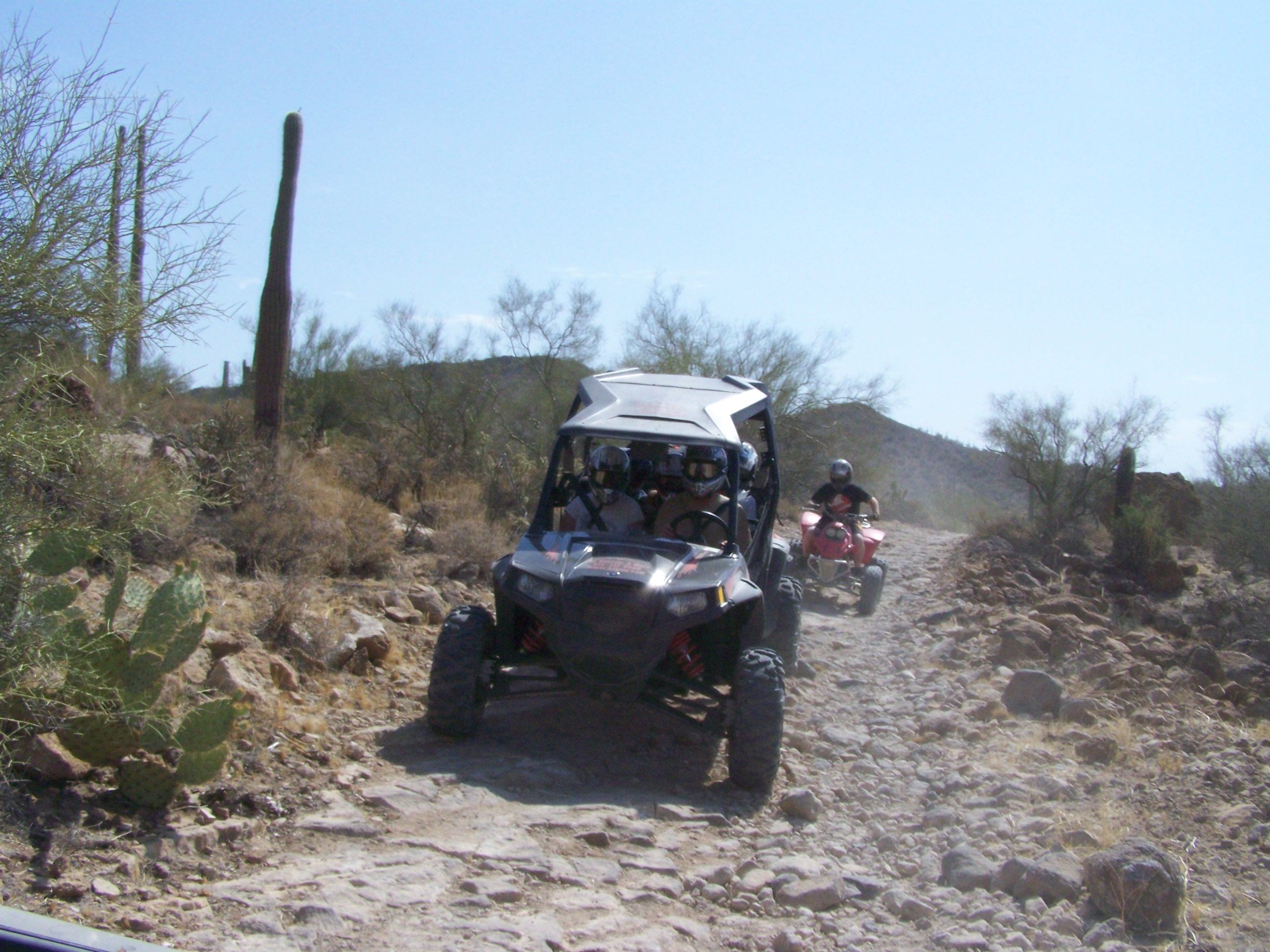 Gold Canyon ATV Tour