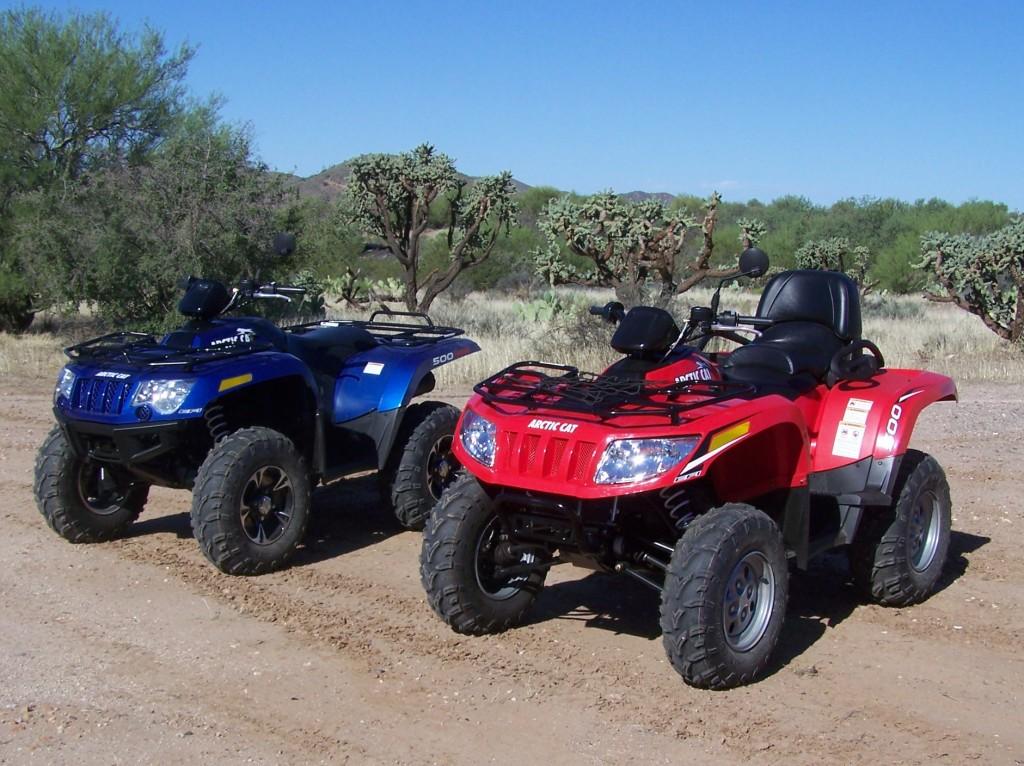 Phoenix AZ ATV Rental