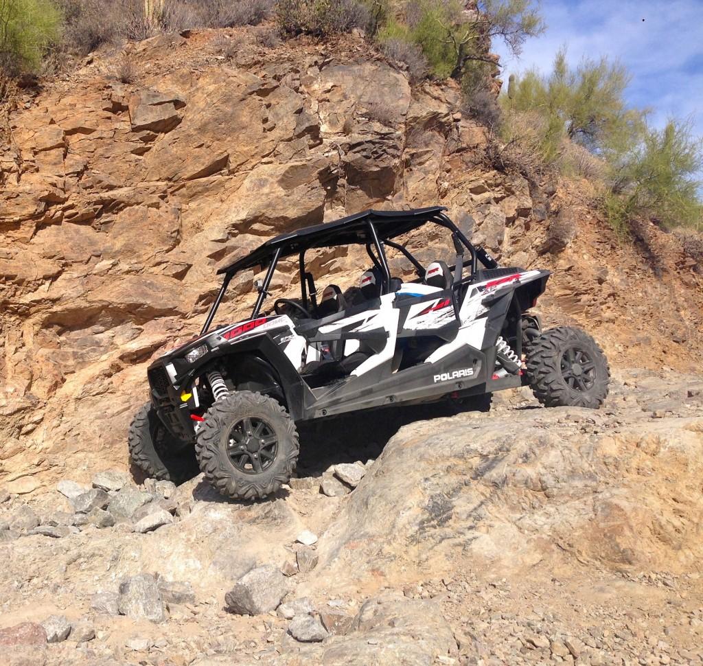 Phoenix AZ RZR 4 Rental