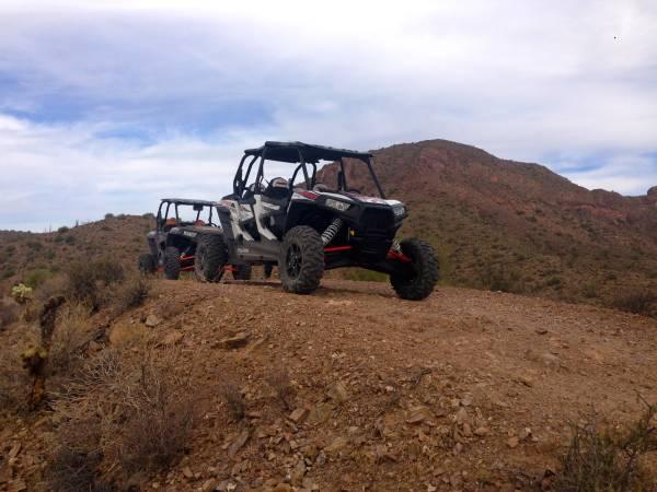 Phoenix AZ RZR Rentals