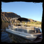 Phoenix Pontoon boat rental