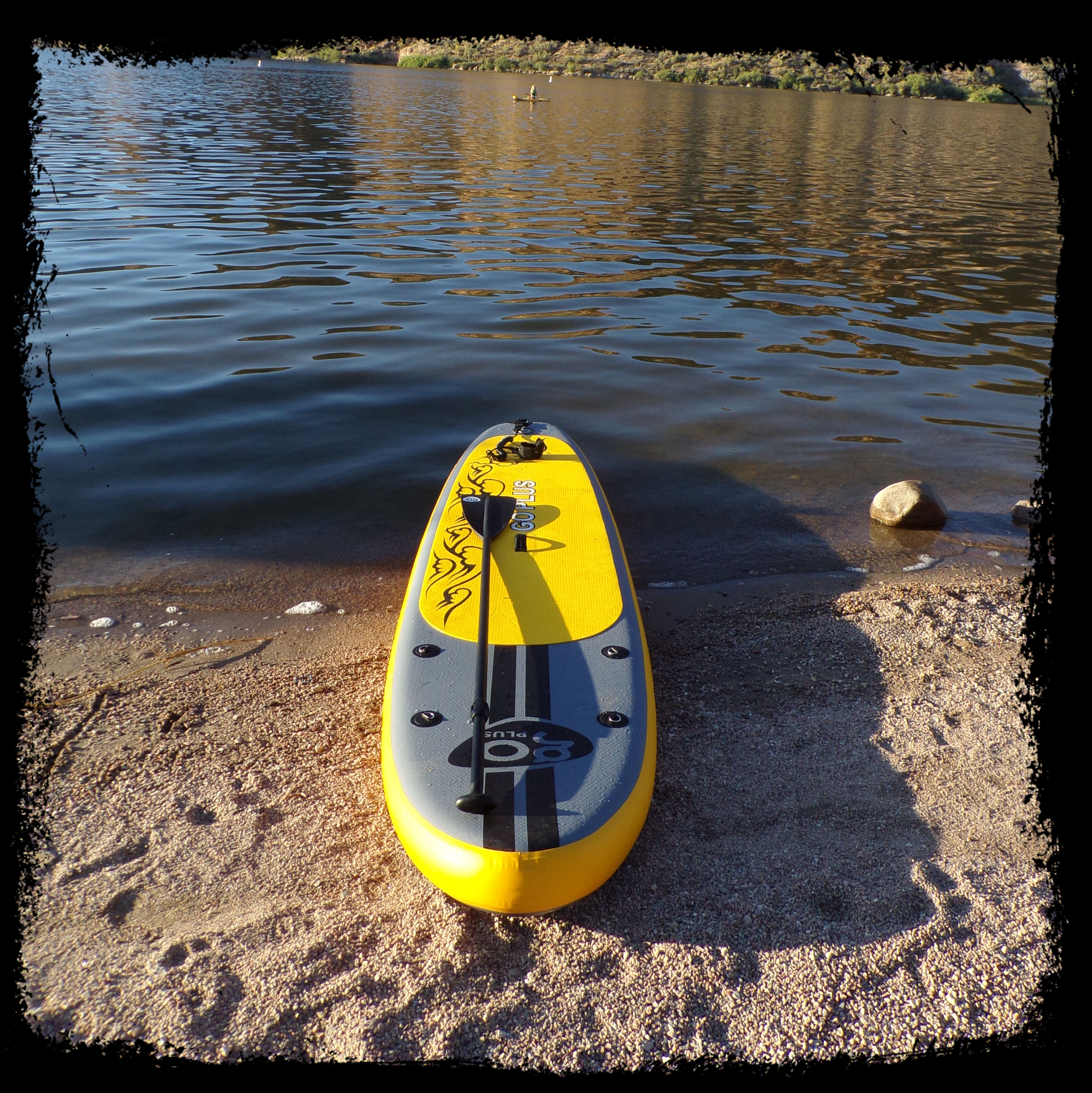 Inflatable SUP Rentals