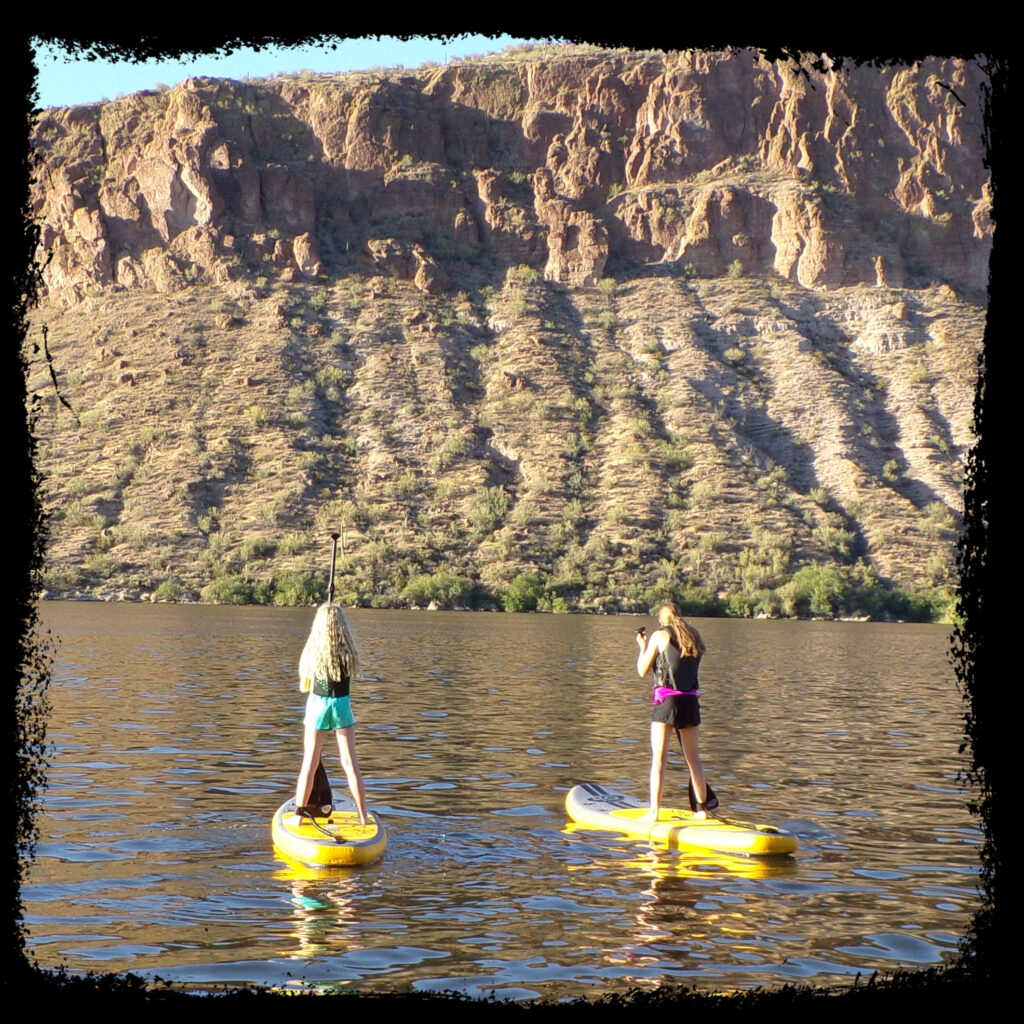 Gilbert inflatable paaddleboards